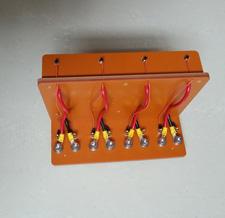 大电流柱型电池测试夹具