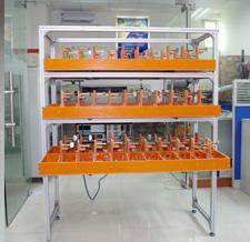 电池测试台架